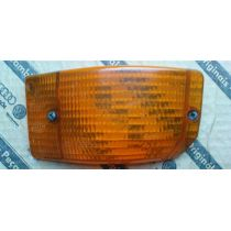 Blinker / Blinklicht / Blinkleuchte Audi 200 43 / Avant Glas / L gelb - 9.76 - 8.86 - gebraucht