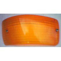 Blinker / Blinklicht / Blinkleuchte Audi 200 44 / Avant Glas / L gelb - 9.86 - 8.91 - gebraucht