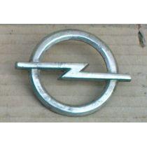Emblem Kofferraumdeckel Opel Ascona A  Opel - Logo  - 9.69 - 8.75 - Schriftzug / Logo - gebraucht
