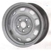 NEU + Felge VW 6 x 15 / ET 44 [ T4 / 7D0 Bus / Transporter 5L ] - 7D0601027B