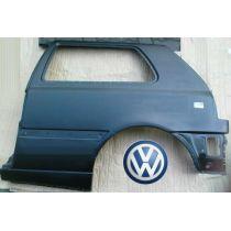 NEU + Seitenteil VW Golf 3 1H0 3 Türer - Links - VAG 9.91 - 8.96 - Kotflügel Hinten + Original 1H3809843 A