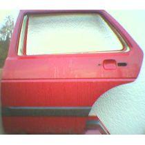 Tür VW Golf 2 / Jetta 2 19 4 / 5T / HL burgunder rot - 9.83 - 8.91 - gebraucht