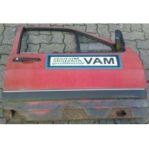 Tür VW Passat / Santana 32B .2 4 / 5T / VR tornado rot - 9.80 - 8.88 - gebraucht