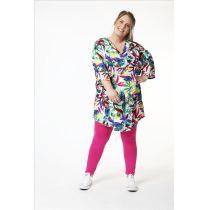 bunte Lagenlook Long-Shirts tolle Farben