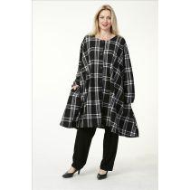 elegante Lagenlook Fleece-Jacken