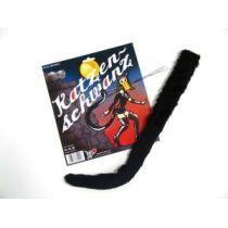 Katzenset - Schwanz und Schnurrhaare - für Erwachsene - Karneval