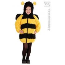 Kinderkostüm Flottes Bienchen (Körpergröße ca. 104 cm)