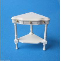 Ecktisch Eckregal Louis XVI Puppenhaus Moebel Miniaturen 1:12