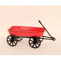 Handwagen Bollerwagen Puppenhaus  Miniaturen 1:12