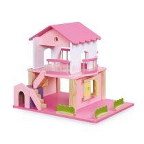 Puppenhaus pink - Ein Mädchentraum in Rosa
