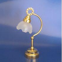 Tischlampe LED modern  Puppenhaus Beleuchtung Miniaturen 1:12