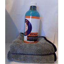 Autowaschen ohne Wasser Waschset 2