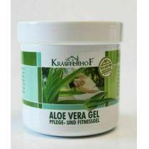 Aloe Vera Gel 250 ml Pflegegel Fitnessgel Kräuterhof