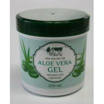 Aloe Vera Gel 250 ml Pullach Hof trockene Haut