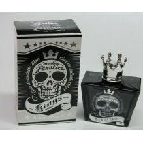 Cosmetica Fanatica Skull Black Kings Edition EdT 80 ml Männerduft