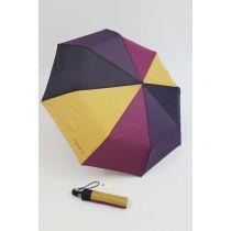 Esprit Automatik Regenschirm lila bunt Taschenschirm