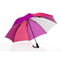 EUROSCHIRM Swing liteflex lila Regenschirm für Damen und Herren Trekking