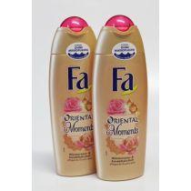 Fa Duschgel Oriental Moments 2 x 250 ml Cremedusche