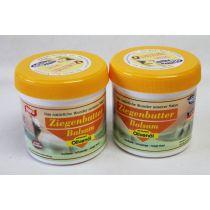Hago Ziegenbutter Balsam mit Olivenöl und Urea 2 x 200 ml