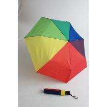 Happy Rain bunter Automatik Regenschirm für Damen Taschenschirm
