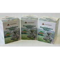 Naturhof Ziegenbuttersalbe 3 x 100 ml Körpercreme Ziegenbuttercreme