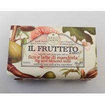 Nesti Dante Fruchtseife 250g Feige Milch Seife Handseife