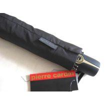 Pierre Cardin Automatik Regenschirm Primeur schwarz