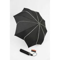 Pierre Cardin Damen Regenschirm Automatik Sunflower schwarz