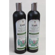 Shampoo u. Spülung Birke - Propolis für strapaziertes Haar je 550 ml
