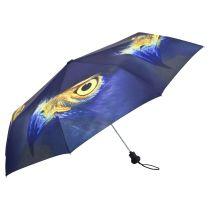 """Von Lilienfeld Regenschirm Damen Motivschirm """" Adler """" Auf-Automatik"""