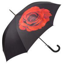 Von Lilienfeld Regenschirm Stockschirm  Damen Rose