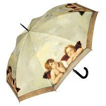 Von Lilienfeld Regenschirm Stockschirm Motivschirm Engel Raffael