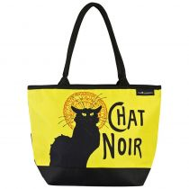 Von Lilienfeld Shoppertasche Tasche Katze Chat Noire