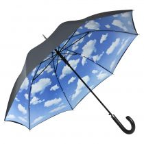 Von Lilienfeld Stockschirm Regenschirm Bayrischer Himmel doppelt bespannt