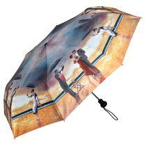 Von Lilienfeld Taschenschirm Singing Butler  Damenschirm