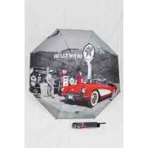 Ynot? Regenschirm Mini City Hollywood Taschenschirm