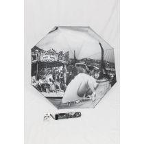 Ynot? Regenschirm Mini City Paris Taschenschirm