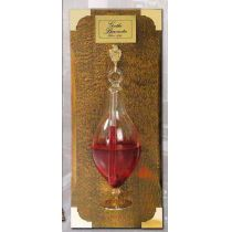 **Exlusives GOETHE Thermometer/Wetterglas - Made in Germany- Buche 40 cm