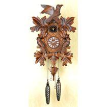 Orig. Schwarzwald- Kuckucksuhr- Vögel/birds -Cuckoo Clock- handmade Germany Black Forest