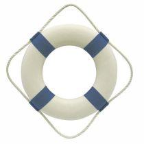 **Rettungsring- blau/weiß 20 cm