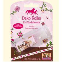 Deko-Roller Pferdefreunde