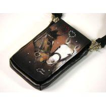 Handytäschchen/Digitalkamera-Tasche Horses in Love