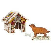 Keksausstecher Keksform Back-Set Knusperhütte Hund
