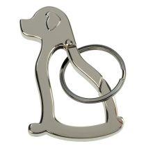 Schlüsselanhänger Karabiner Hund