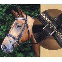 Trensenzaum Goldstück, Pony