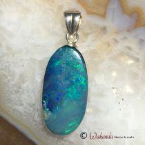 Anhänger Opal-Doublette