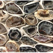 Minigeode (Achatgeode), Feengärtchen