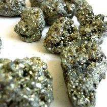 Pyritstufen klein ?Chispa? (ca. 3-5 cm), 3 Stück