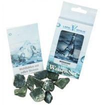 Wassersteine Moosachat / grüner Chalcedon - Befreiung