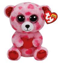 #36131 Beanie Boo´s Glubschi's Bär rosa ca. 15 cm